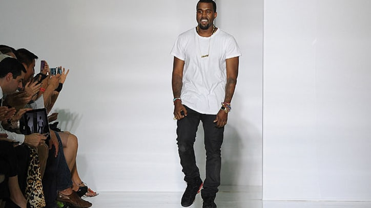 Kanye West Debuts Fashion Line