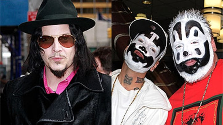 Jack White Produces Insane Clown Posse Single