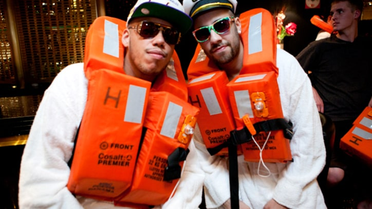 Holy Ship: Dance Music's Wild Party on the High Seas