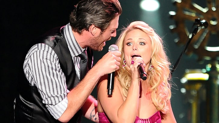 Miranda Lambert and Blake Shelton Photos