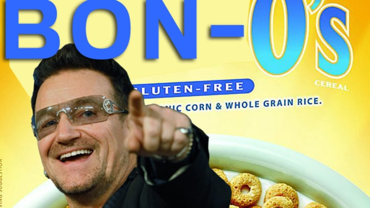 Rock, Crackle, Pop: If Music Stars Had Cereals