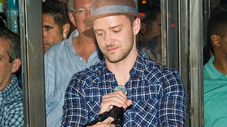 Justin Timberlake Introduces FreeSol to New York