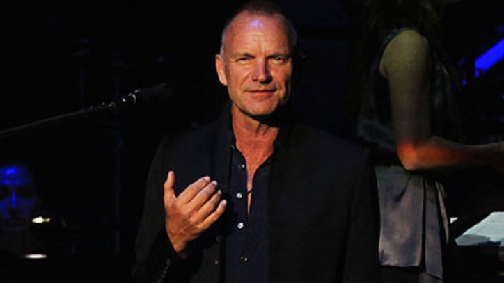 Sting Preps New Musical in New York