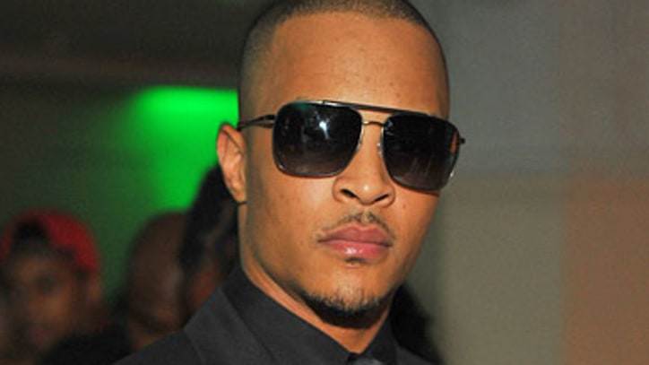 T.I. Back in Federal Custody After Taking Luxury Bus to Halfway House