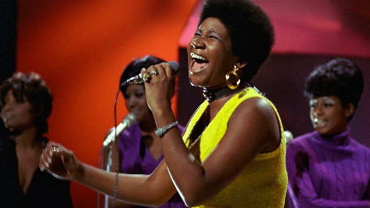 Aretha Franklin Through the Years