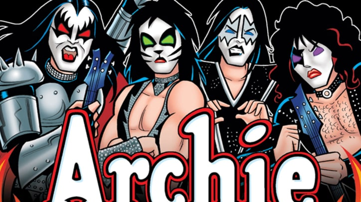 Exclusive Preview: Archie Meets KISS