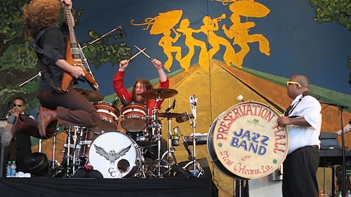 2012 New Orleans Jazz & Heritage Festival