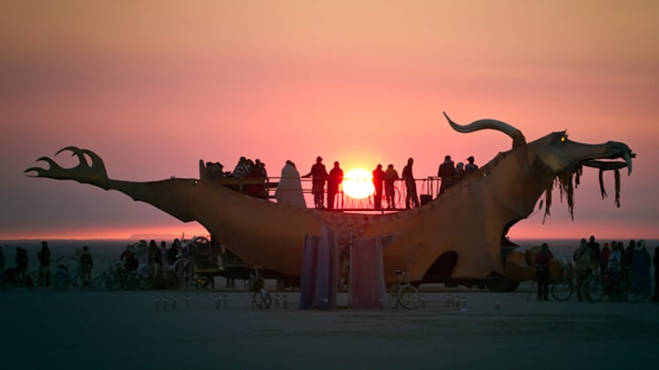More Scenes from Burning Man 2012