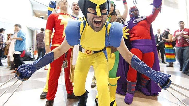 The Craziest Costumes at 2012 New York Comic Con