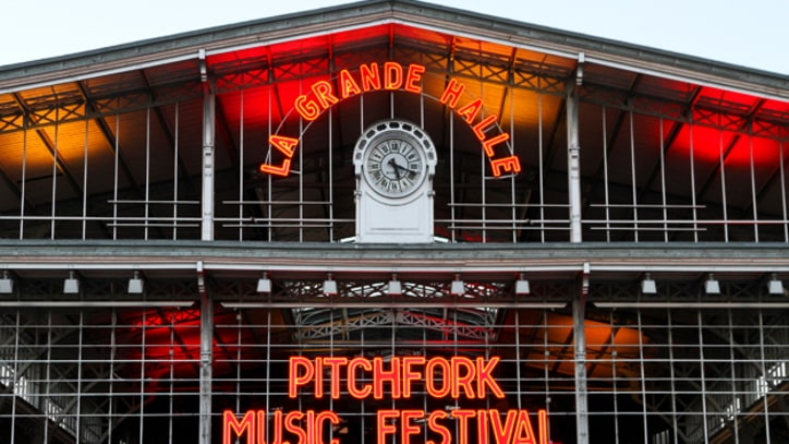 Pitchfork Music Festival: Paris 2012