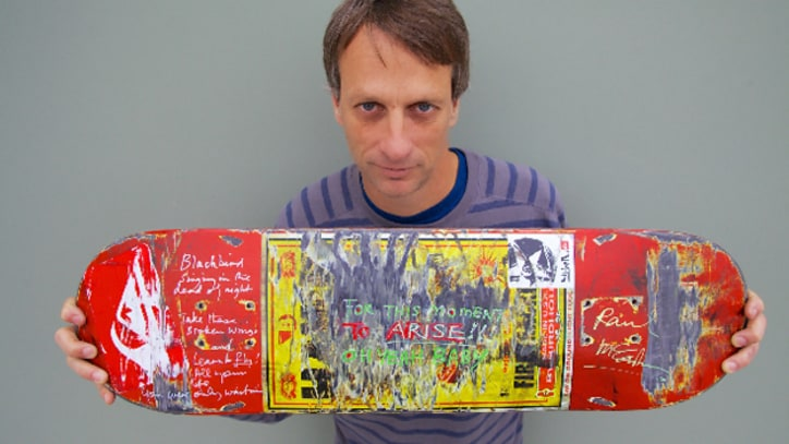 Paul McCartney, Adam Yauch and Other Stars Support the Tony Hawk Foundation