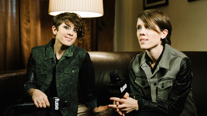 Tegan and Sara: A Day in the Life