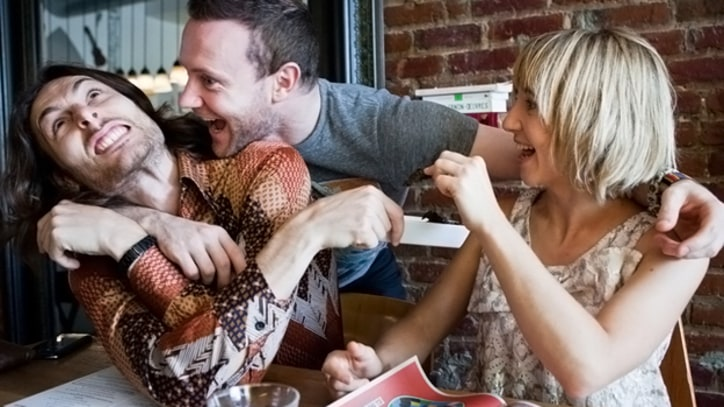 The Joy Formidable: A Day in the Life