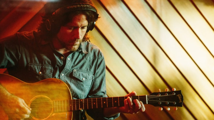 Chuck Ragan: In the Studio