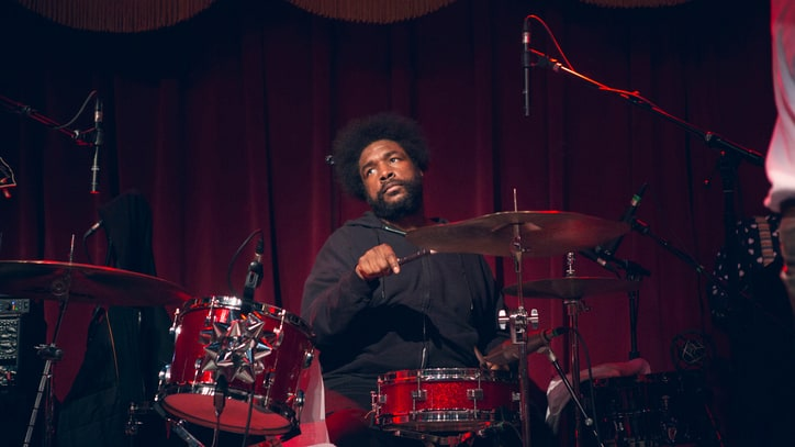 The Roots Light Up Okayplayer's Holiday Party in Brooklyn