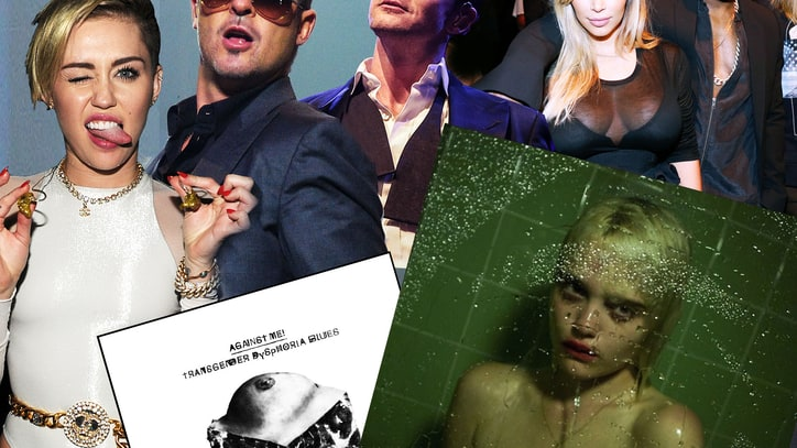2013's Most NSFW Videos and Album Covers