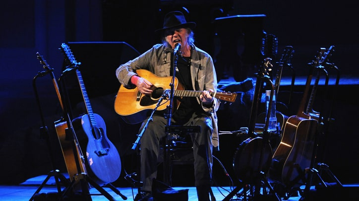 Neil Young's Incredible Carnegie Hall Shows: 10 Must-See Videos