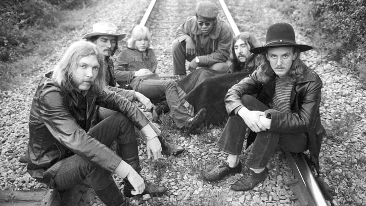 The Allman Brothers Band: Through the Years