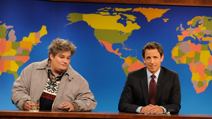 Kids Today! 'SNL' Star Bobby Moynihan on Drunk Uncle's Origin