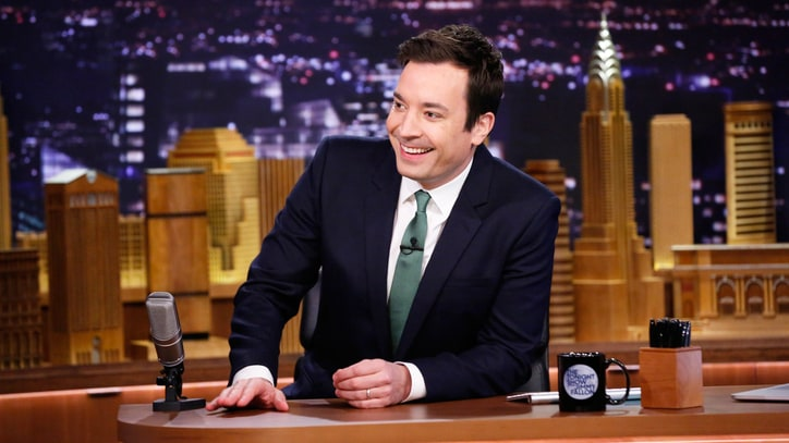Here's Jimmy: The Best of Fallon's First Month on 'The Tonight Show'