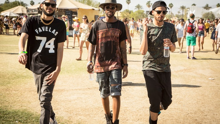 The Martinez Brothers' Coachella Photo Diary