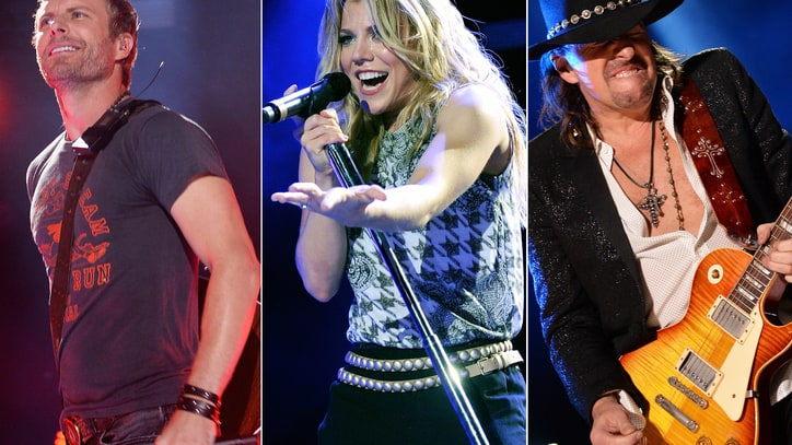 37 Best Things We Saw at CMA Music Fest 2014
