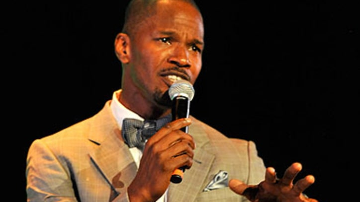 Jamie Foxx to Host Michael Jackson Tribute
