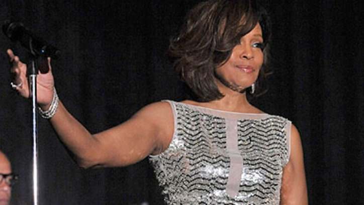 Whitney Houston Plans Return to Movies with 'Sparkle'