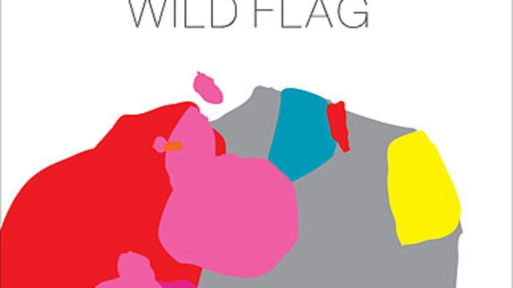 New Reviews: Wild Flag's Debut Is an Emotional Explosion