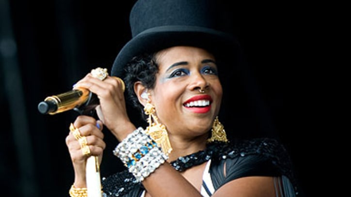 Kelis: I Was Racially Abused at London Airport