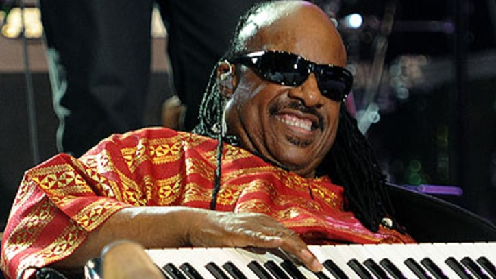 Stevie Wonder Woos a Keytar at Austin City Limits