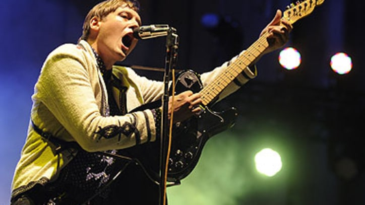 Arcade Fire Closes Out Austin City Limits With Tame-Turned-Ecstatic Set