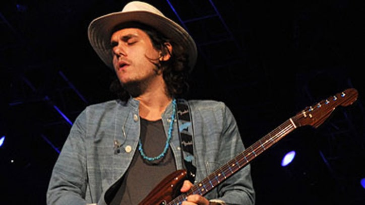 John Mayer Diagnosed With Throat Condition