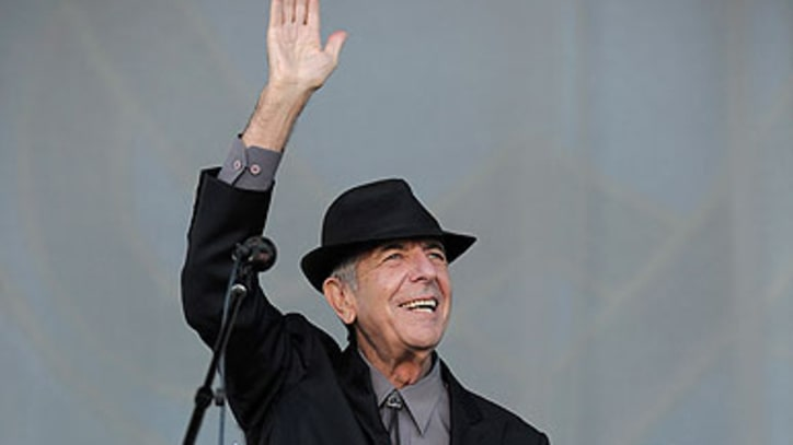 New Box Set for Leonard Cohen Catalog