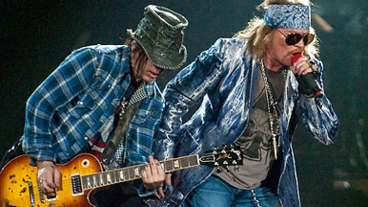 Guns N' Roses Announce More Cities for U.S. Tour
