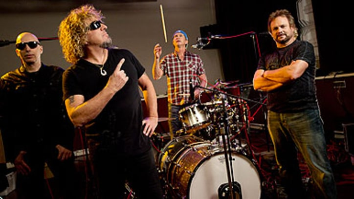 Exclusive Song Premiere: Chickenfoot's 'Three and a Half Letters'