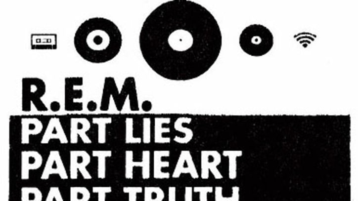 R.E.M. Reveal Career Retrospective Track Listing
