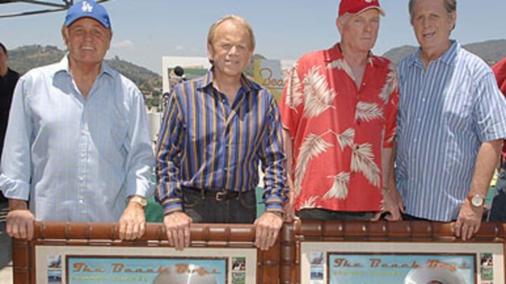 Beach Boys Plan Anniversary Blowout With Likely Reunion Tour