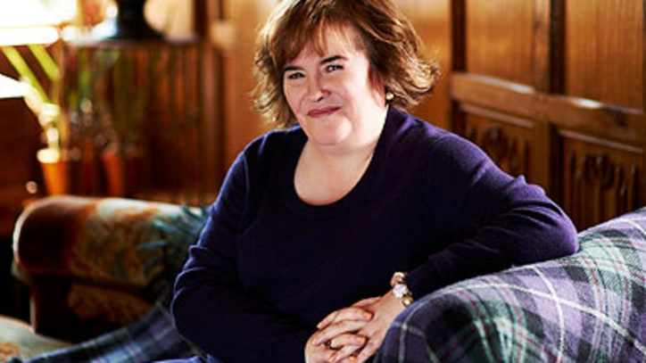 Exclusive Stream: Susan Boyle Covers Depeche Mode