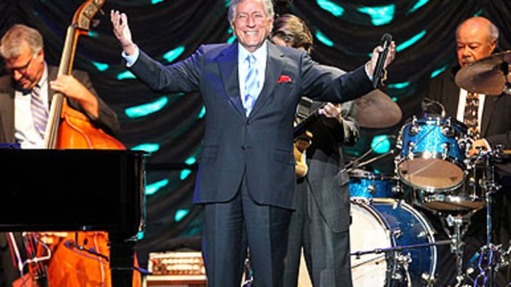 On the Charts: Tony Bennett Hits Number One With a Little Help From His Friends