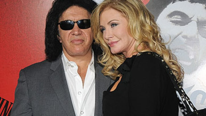 Gene Simmons Marries Longtime Girlfriend