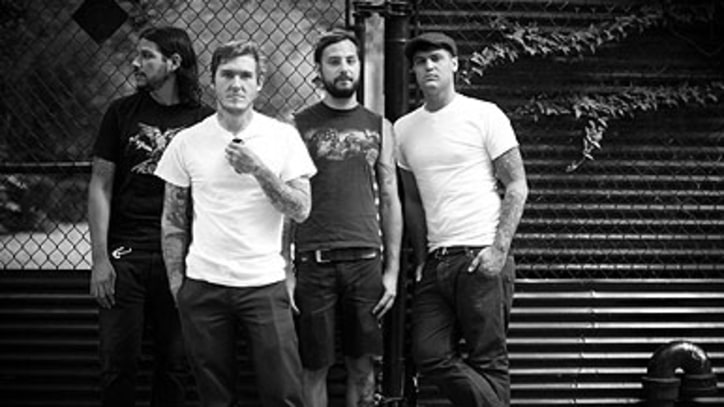Exclusive Stream: Gaslight Anthem Pay Tribute to Pearl Jam