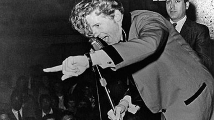 Week in Rock History: Jerry Lee Lewis Records 'Great Balls of Fire'