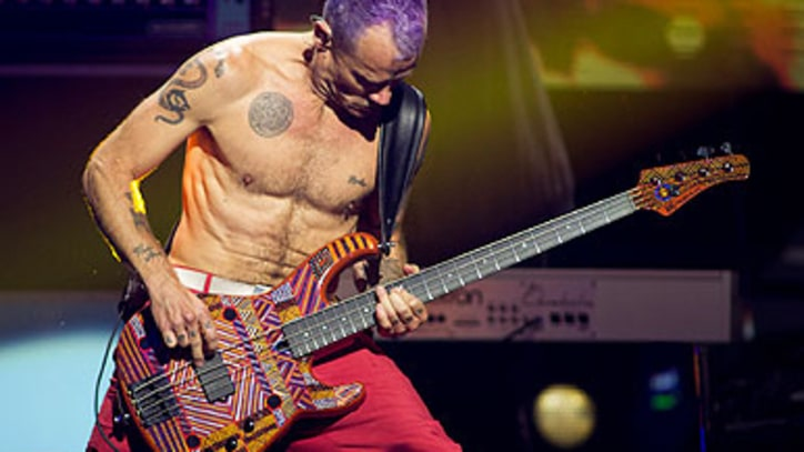 The Red Hot Chili Peppers' Flea's Movie Memories