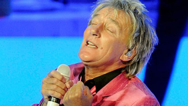 Rod Stewart Signs On for Sexy Memoir
