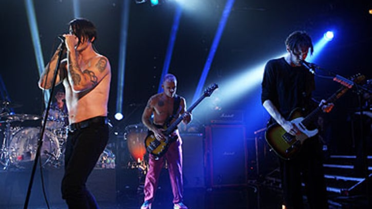 Red Hot Chili Peppers Headlining MTV Europe Music Awards