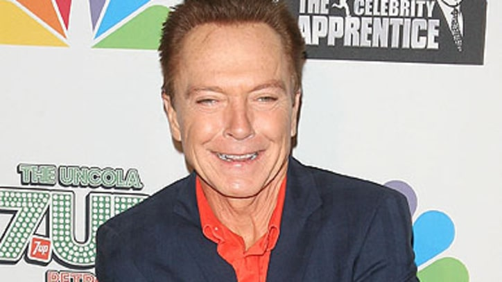 David Cassidy Sues For Royalties