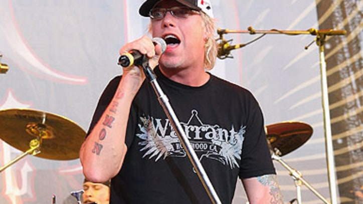 Warrant Singer Died of Alcohol Poisoning