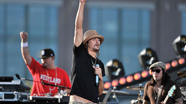 Tour Alert: Kid Rock Announces String of Charity Gigs