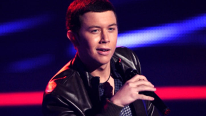 On the Charts: 'American Idol' Winner Scotty McCreery Debuts at Number One